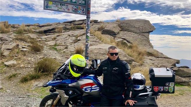 Ruralka On Road y BMW Motorrad España: Cuna de Viajeros