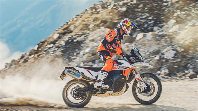 Nueva Gama KTM 890 Adventure 2021
