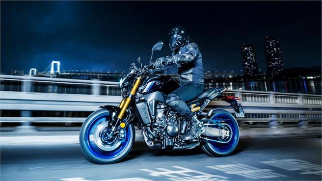 Nueva Yamaha MT-09 SP 2021