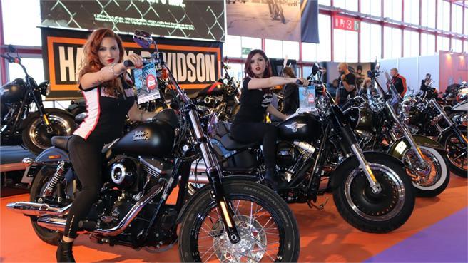 Motorama Madrid: Exposición motos de competición y Bike Show