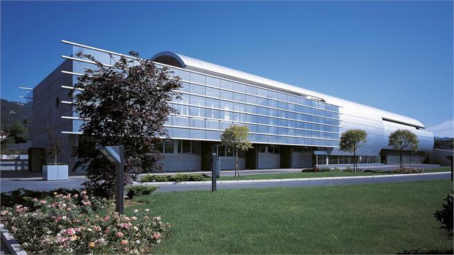 Visita fábrica Polini 2020