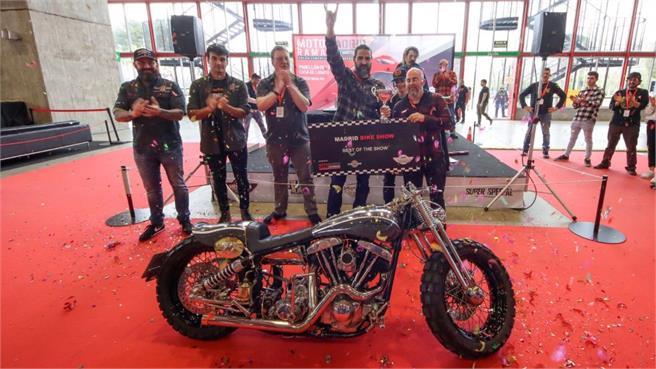 Motorama Madrid 2020, el Salón Comercial de la Motocicleta en Madrid