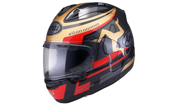 Arai RX-7V TT Limited Edition 2020