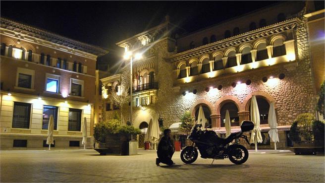 Ruta 47 13º etapa: De Tarragona a Teruel