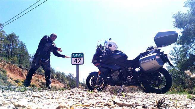 Ruta 47 14º etapa: De Teruel a Madrid
