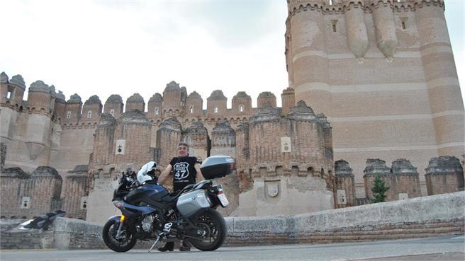 Ruta 47 15º etapa: De Madrid a Valladolid