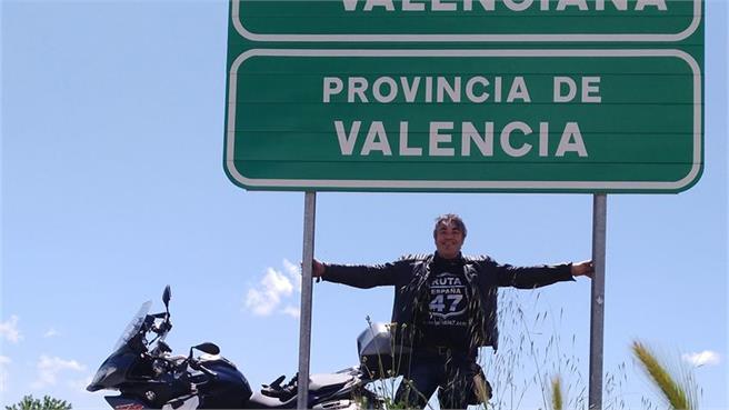 Ruta 47 Etapa 21º: De Cuenca a Valencia