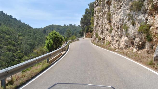 Ruta 47 (Etapa 22º): De Valencia a Murcia
