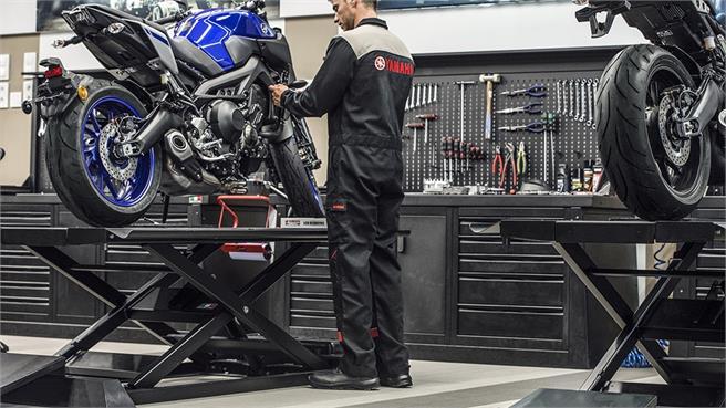 Nueva estrategia de ventas de Yamaha:
