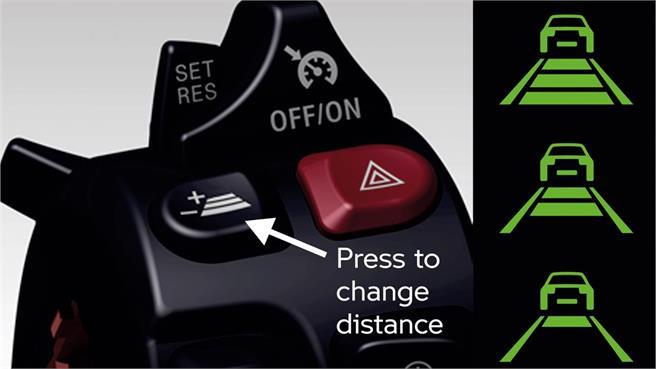 Control de crucero activo (ACC) de BMW: Más seguridad