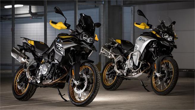 Nuevas BMW F 750 GS, BMW F 850 GS y BMW F 850 GS Adventure