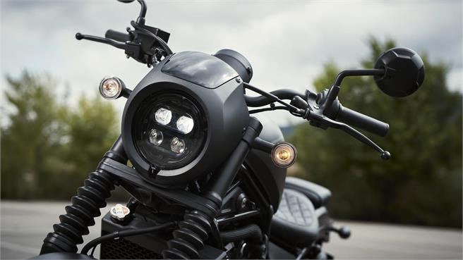 Prueba Honda CMX500 Rebel Special Edition 2020