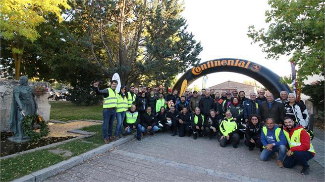 Rally Turístico Ruta Vía de la Plata y Ruta del Cid