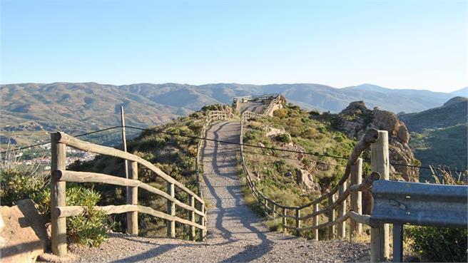 Ruta 47 Etapa 29º: De Jaén a Almería