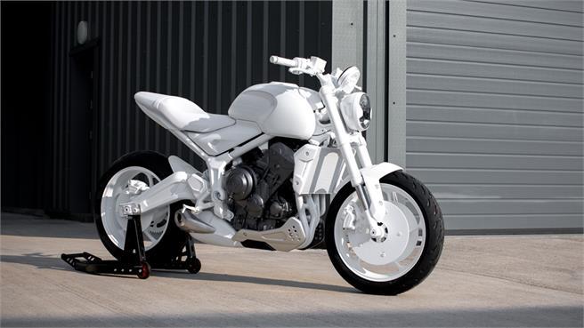Presentado el prototipo de la próxima Triumph Trident 2021