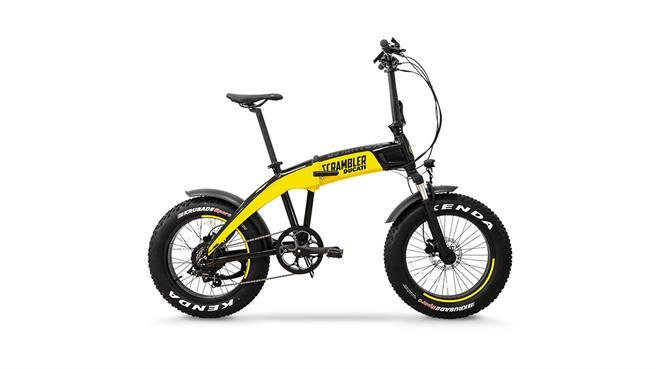 Nueva gama de bicicletas eléctricas Ducati y nuevo motor y baterías Yamaha para bicicletas eléctricas