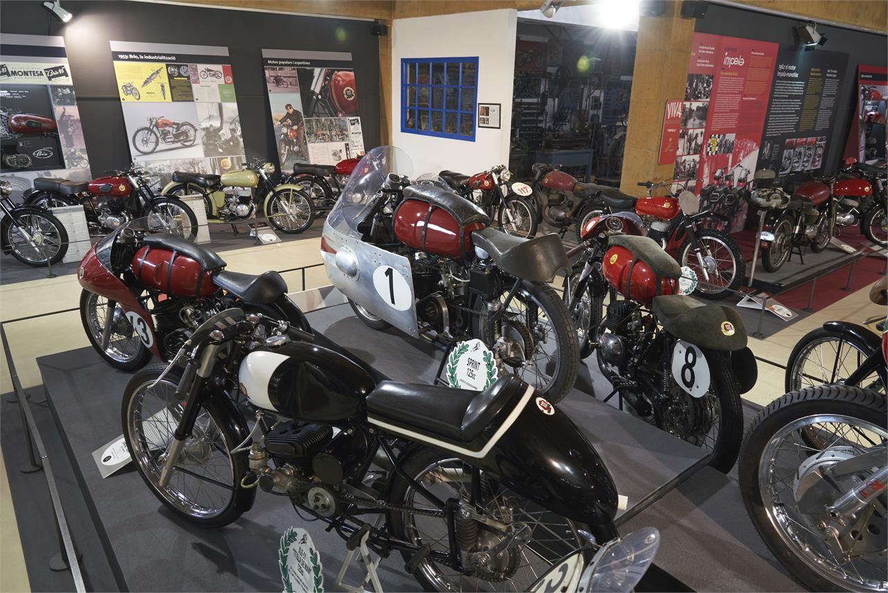 """Exposición """"Montesa, 75 años de una aventura irrepetible"""" - foto 7"""