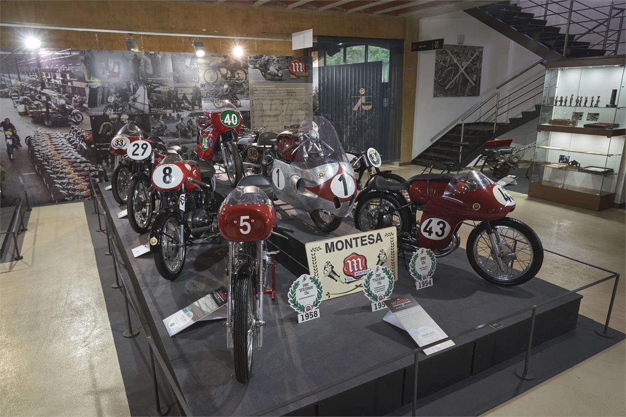 """Exposición """"Montesa, 75 años de una aventura irrepetible"""" - foto 14"""