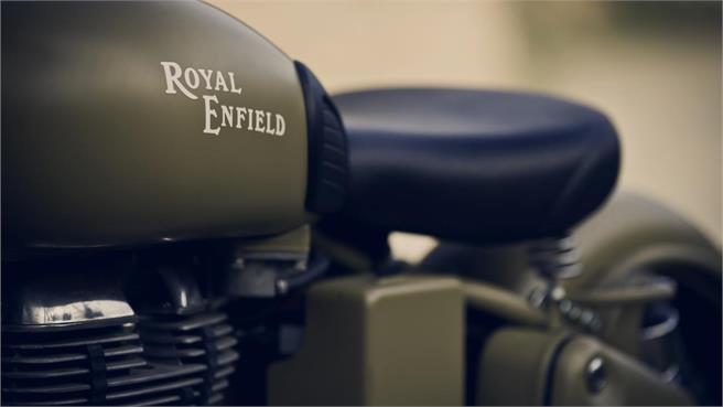 Royal Enfield Classic Desert Storm 500