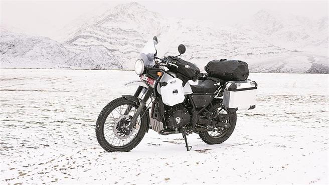 Royal Enfield Himalayan