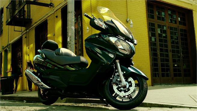 Novedad 2013: Suzuki Burgman 650 Executive