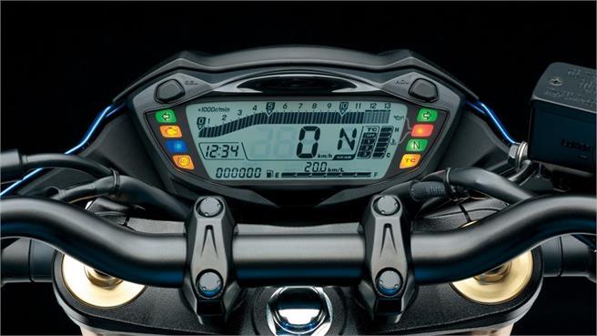 Suzuki GSX-S 750: A imagen de la 1000