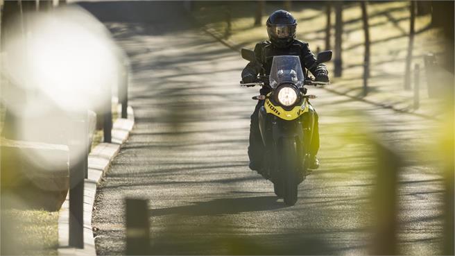 Suzuki V-Strom 250: Bautismo trail