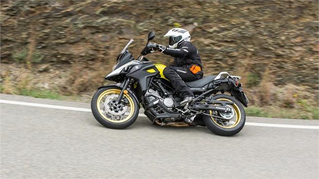 Suzuki V-Strom 650 XT: maduración total