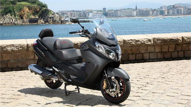 presentacion SYM maxsym 600i abs 2014 | Noticias Motos net