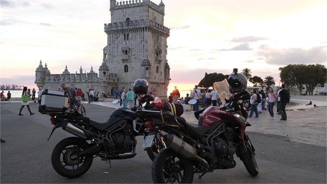 Coast2Coast: De Valencia a Lisboa