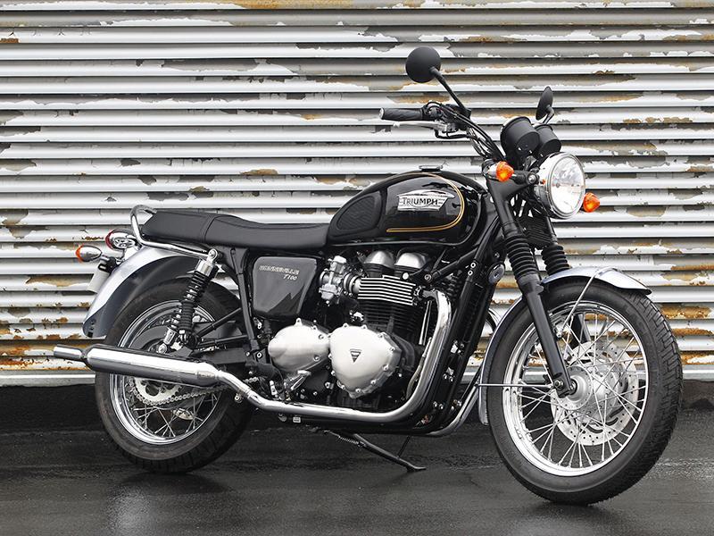 Nuevo Triumph Bonneville T100 Especial Edition Meriden 2013