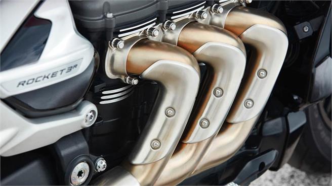 Triumph Rocket 3: Más sensual