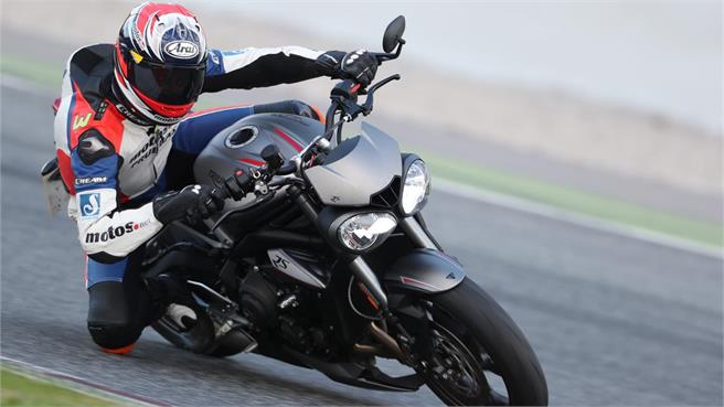 Triumph Street Triple RS 2017