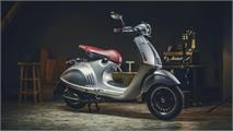 Vespa 946 Bellissima, el scooter más exclusivo
