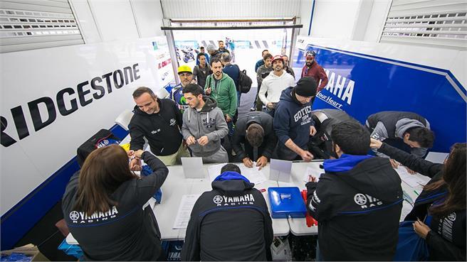Yamaha Super Sport Protour 2017: Éxito