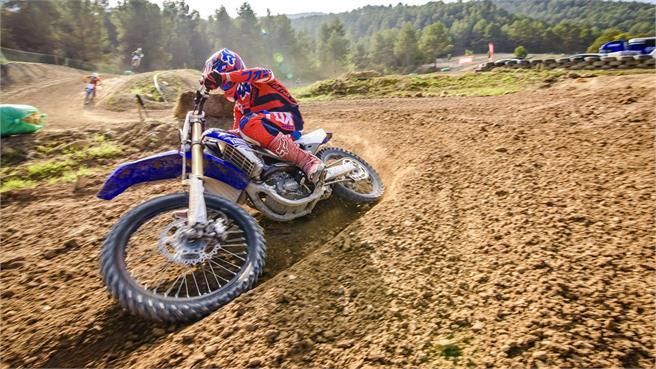 Yamaha Motocross Gama 2017