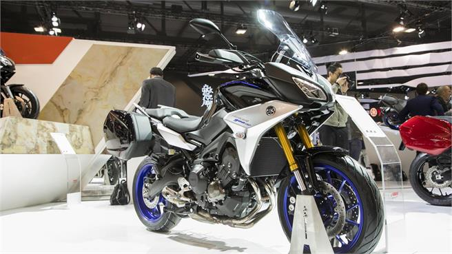 Yamaha Tracer 900/900 GT