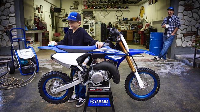 Nueva Yamaha YZ 65