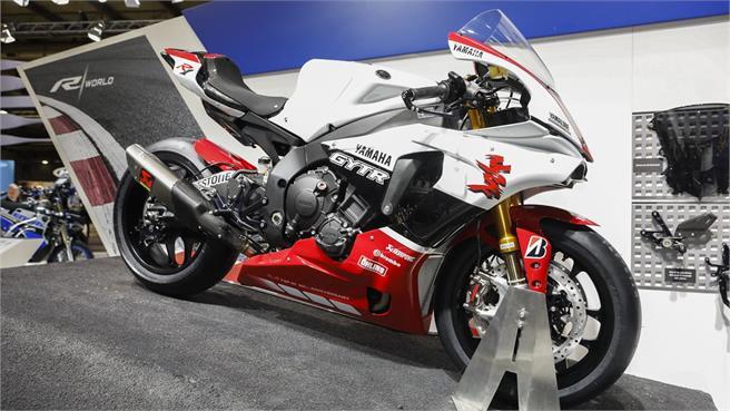 Yamaha Yzf R1 Gytr 20 Anos 20 Unidades Noticias Motos Net