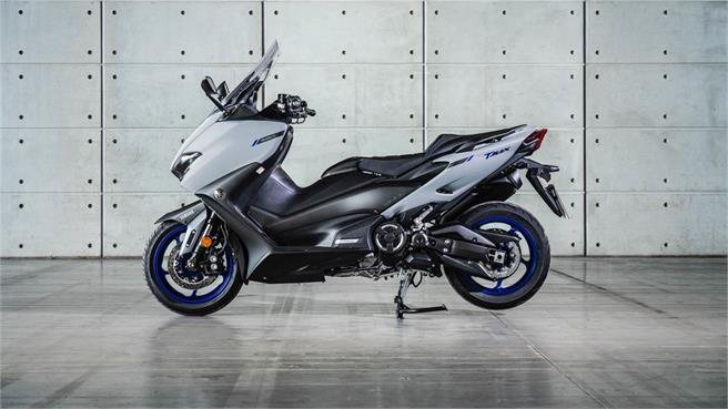 Yamaha TMAX y TMAX Tech MAX