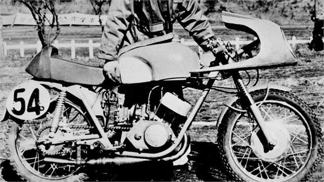Yamaha: 50 años en los GP (I parte)