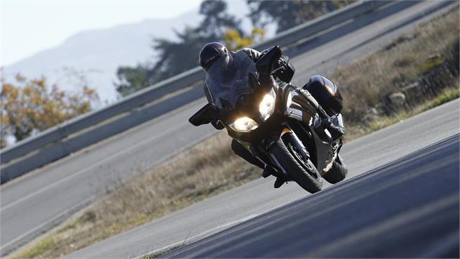 Yamaha FJR 1300 A