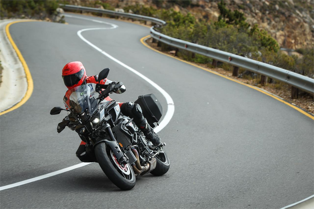 Yamaha MT-10 SP/ Tourer Edition: Exquisitas - foto 11