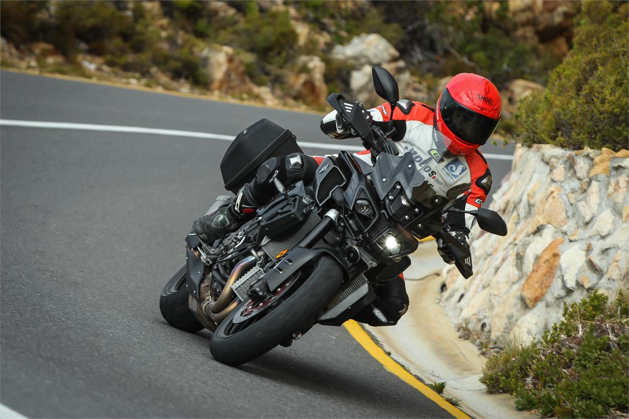 Yamaha MT-10 SP/ Tourer Edition: Exquisitas - foto 14