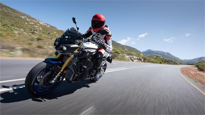 Yamaha MT-10 SP/ Tourer Edition: