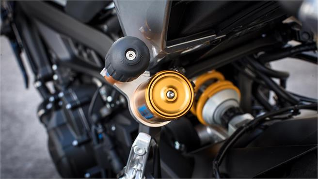 Yamaha MT-09 SP: Más asentada