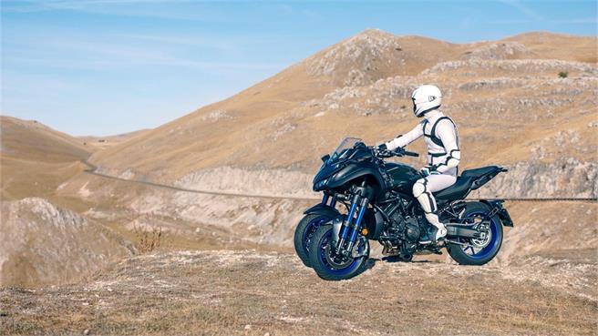 Yamaha NIKEN: El futuro ya está aquí