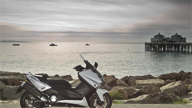 Presentación Yamaha T-Max