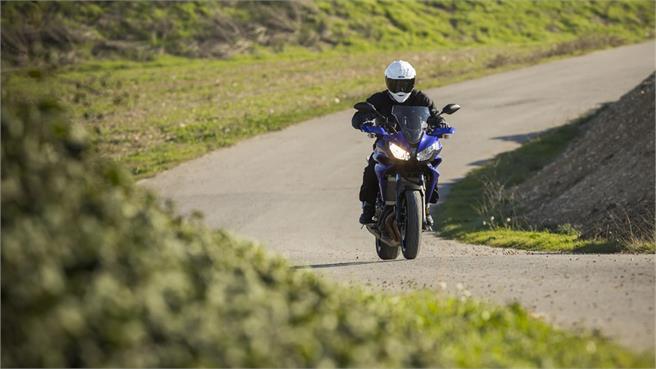 Yamaha Tracer 700 2016