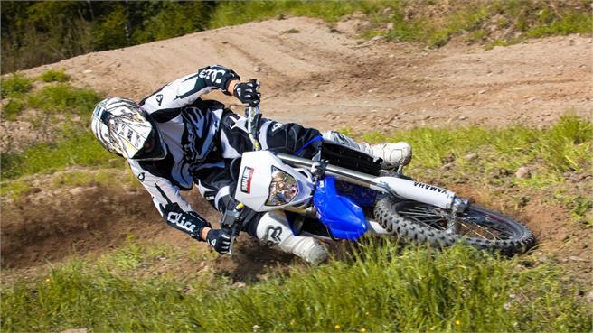 Yamaha WR450 F 2012